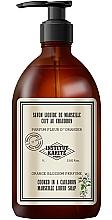 Voňavky, Parfémy, kozmetika Tekuté mydlo - Institut Karite Orange Blossom So Vintage Marseille Liquid Soap