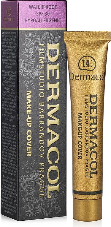 Tónovací krém so zvýšenými maskujúcimi vlastnosťami - Dermacol Make-Up Cover