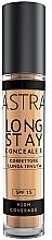 Voňavky, Parfémy, kozmetika Dlhotrvajúci krémový korektor - Astra Make-Up Long Stay Concealer SPF15