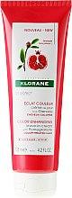 Voňavky, Parfémy, kozmetika Krém na vlasy - Klorane Color Enhancing Leave-In Cream With Pomegranate