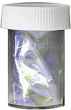Voňavky, Parfémy, kozmetika Fólia na nechty so skleneným efektom - Ronney Professional Transfer Glass Foil