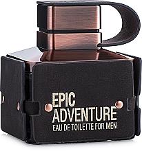 Voňavky, Parfémy, kozmetika Emper Epic Adventure - Toaletná voda