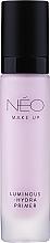 Voňavky, Parfémy, kozmetika Hydratačná a žiarivá báza pod make-up - NEO Make Up Luminous Hydra Primer