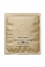 Voňavky, Parfémy, kozmetika Slimačia zlatá hydrogélová maska - Tony Moly Intense Care Gold 24K Snail Hydro Gel Mask