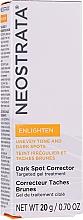 Voňavky, Parfémy, kozmetika Korektor proti tmavým škvrnám - NeoStrata Enlighten Dark Spot Corrector