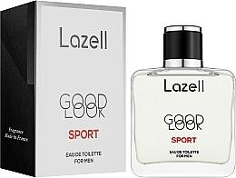 Voňavky, Parfémy, kozmetika Lazell Good Look Sport For Men EDT - Toaletná voda