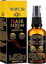 Voňavky, Parfémy, kozmetika Sérum na vlasy - Arganour Hair Serum Argan Oil