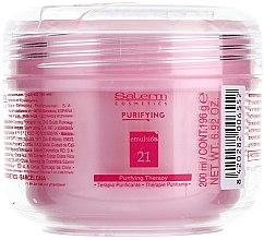 Voňavky, Parfémy, kozmetika Hydratačná emulzia - Salerm Linea SPA Purificante Emulsion