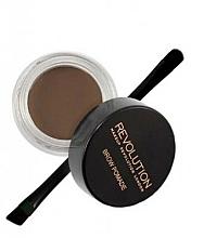 Voňavky, Parfémy, kozmetika Pomáda na obočie - Makeup Revolution Brow Pomade