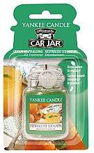 Voňavky, Parfémy, kozmetika Arómatizator do auta - Yankee Candle Car Jar Ultimate Alfresco Afternoon