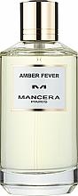 Voňavky, Parfémy, kozmetika Mancera Amber Fever - Parfumovaná voda