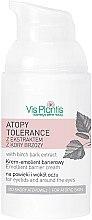 Voňavky, Parfémy, kozmetika Krém pre oči - Vis Plantis Atopy Tolerance Emollient Eye Cream
