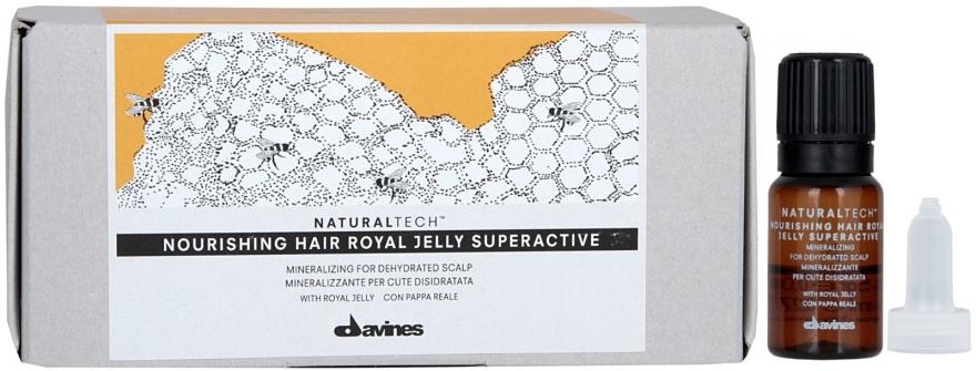Kráľovské želé na vlasy - Davines Hourishing 1+RJHP+2 — Obrázky N1