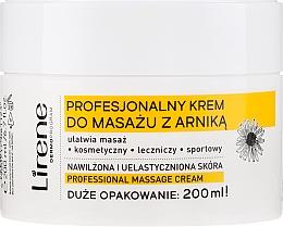 "Voňavky, Parfémy, kozmetika Krém na masáž ""Arnika"" - Lirene Professional Massage Cream"