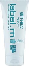 Voňavky, Parfémy, kozmetika Vyhladzujúca maska - Label.m Anti-Frizz Mask