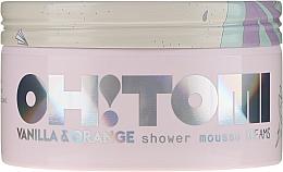 """Voňavky, Parfémy, kozmetika Sprchová pena """" Vanilkový pomaranč"""" - Oh!Tomi Dreams Vanilla Orange Shower Mousse"""