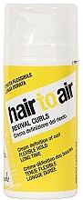 Voňavky, Parfémy, kozmetika Krém na vlasy, revitalizačný - Renee Blanche Hair To Air Revival Cream Definition Of Curl Flexible Hold Long Time