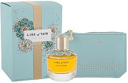Voňavky, Parfémy, kozmetika Elie Saab Girl of Now - Sada (edp/50ml + bag)