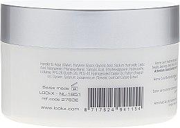 Vankúšiky na pokožku s AHA, BHA kyselinami - LOOkX Derma Skin Polish Pads — Obrázky N2