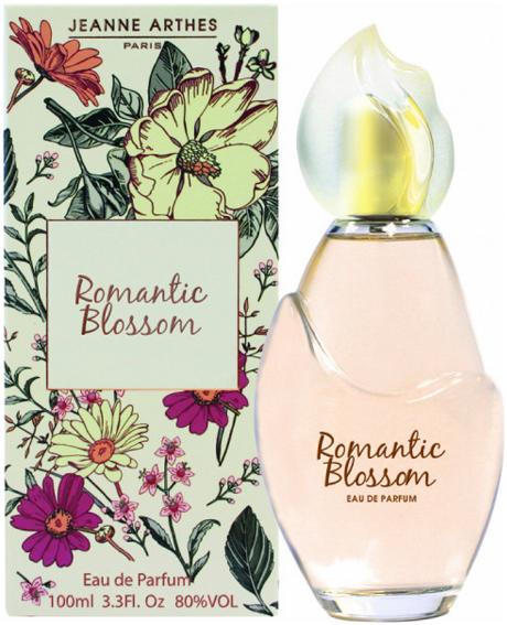 Jeanne Arthes Romantic Blossom - Parfumovaná voda
