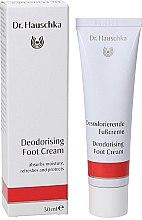 Voňavky, Parfémy, kozmetika Dezodoračný krém na nohy - Dr. Hauschka Deodorizing Foot Cream