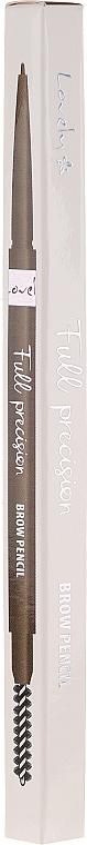 Ceruzka na obočie s kefkou - Lovely Full Precision Brow Pencil — Obrázky N1