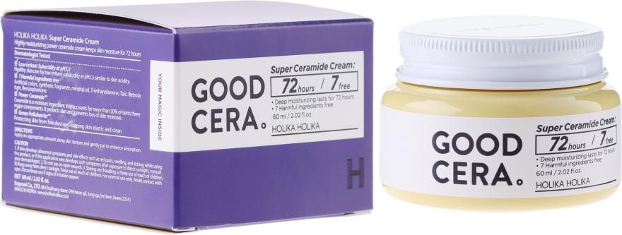 Krém na tvár - Holika Holika Good Cera Super Cream Sensitive