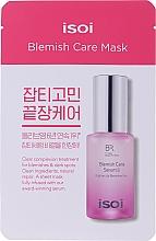 Voňavky, Parfémy, kozmetika Hydratačná a rozjasňujúca maska na tvár - Isoi Bulgarian Rose Blemish Care Mask