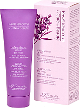 Voňavky, Parfémy, kozmetika Hydratačné krémové sérum na tvárovú starostlivosť o mastnú a problémovú pokožku - Le Cafe de Beaute Night Cream Serum Visage