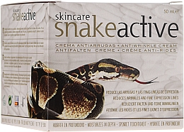 Voňavky, Parfémy, kozmetika Krém na tvár s hadím jedom - Diet Esthetic Snakeactive Antiwrinkle Cream