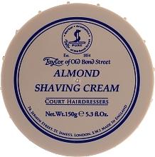 """Voňavky, Parfémy, kozmetika Krém na holenie """"Mandle"""" - Taylor of Old Bond Street Almond Shaving Cream Bowl"""