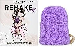 """Voňavky, Parfémy, kozmetika Odličovacia rukavica, fialová """"ReMake"""" - MakeUp"""