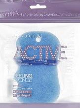 Voňavky, Parfémy, kozmetika Špongia do kúpeľa-peeling, modrá - Suavipiel Active Esponja Peeling