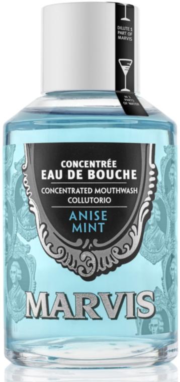 """Ústna voda """"Aníz a mäta"""" - Marvis Concentrate Anise Mint Mouthwash"""