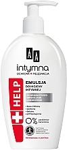 Pena pre intímnu hygienu - AA Intimate Help+ — Obrázky N1