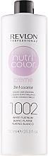 Voňavky, Parfémy, kozmetika Tonujúci balzam 3 v 1 - Revlon Professional Nutri Color 3 in 1 Creme
