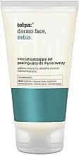 Voňavky, Parfémy, kozmetika Gél s mikrogranulami na umývanie - Tolpa Dermo Sebio Face Gel