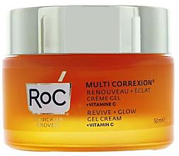 Voňavky, Parfémy, kozmetika Gélový krém na tvár - Roc Multi Correxion Gel Cream