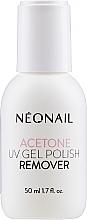 Voňavky, Parfémy, kozmetika Čistič gélových lakov na nechty - NeoNail Professional Acetone UV Gel Polish Remover