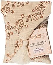 Voňavky, Parfémy, kozmetika Vonné vrecko, jemný kašmír - Collines de Provence Soft Cashmere