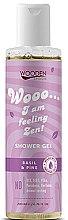 Voňavky, Parfémy, kozmetika Sprchový gél - Wooden Spoon I am feeling Zen! Shower Gel