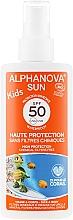 Voňavky, Parfémy, kozmetika Sprej na opaľovanie pre deti - Alphanova Sun Kids SPF 50+