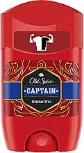 Voňavky, Parfémy, kozmetika Tuhý dezodorant - Old Spice Captain Stick