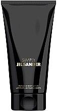 Voňavky, Parfémy, kozmetika Jil Sander Simply Jil Sander - Telové mlieko