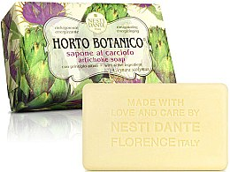 "Voňavky, Parfémy, kozmetika Mydlo ""Artyčok"" - Nesti Dante Horto Botanico Artichoke Soap"
