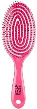 Voňavky, Parfémy, kozmetika Kefa na dlhé vlasy, ružová - Beter Elipsi Detangling Brush