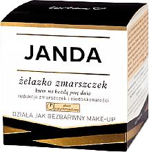 Voňavky, Parfémy, kozmetika Krém na tvár proti vráskam - Janda