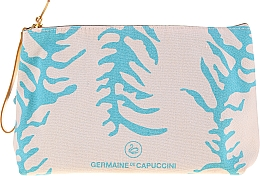 Voňavky, Parfémy, kozmetika Sada - Germaine de Capuccini Golden Caresse (emul/50ml + balm/50ml + bag)