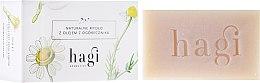 Voňavky, Parfémy, kozmetika Prírodné mydlo s extraktom z brutnákov - Hagi Soap