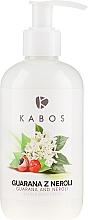 """Voňavky, Parfémy, kozmetika Balzam na ruky a telo """"Guarana s neroli"""" - Kabos Hand & Body Balm"""